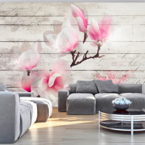 Fototapete - Gentleness of the Magnolia