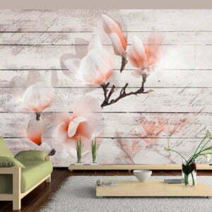 Fototapete - Subtlety of the Magnolia