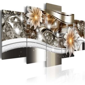 Wandbild - Abstract art - Luminosity