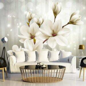 Fototapete - Flower Nymph