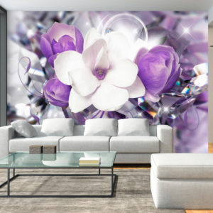 Fototapete - Purple Empress