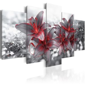 Wandbild - Flowers of Goddess