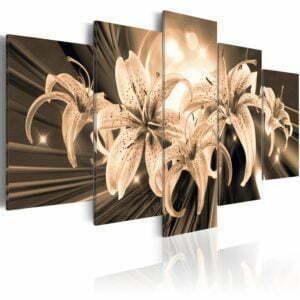Wandbild - Bouquet of Memories