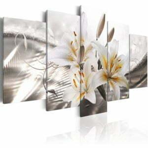 Wandbild - Ethereal Elegance