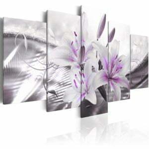 Wandbild - Crystal Finesse