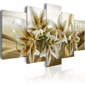 Wandbild - Desert Bouquet