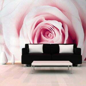 Fototapete - Rose maze