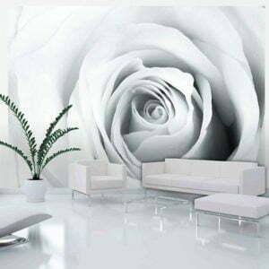 Fototapete - Rose charade