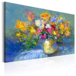 Wandbild -  Autumn Bouquet