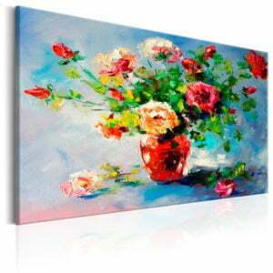 Wandbild - Beautiful Roses