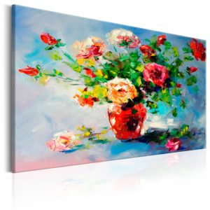 Gemaltes Bild - Beautiful Roses