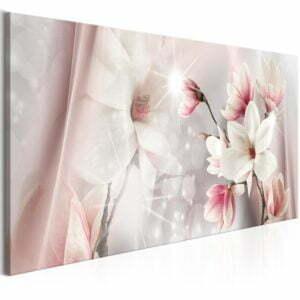 Wandbild - Magnolia Reflection (1 Part) Narrow