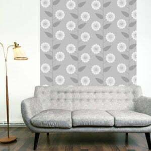 Fototapete -  Floral Pattern