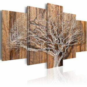 Wandbild - Der Baum der Geschichte