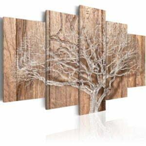 Wandbild - Der Baum der Geschichte II