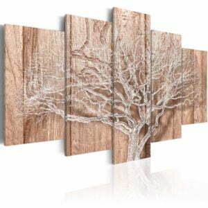 Wandbild - Die Legende des Baumes