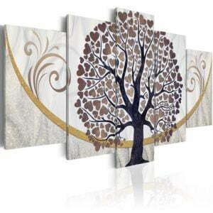 Wandbild - Baum des Versprechens