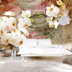 Fototapete - Desert Orchid