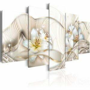 Wandbild - Aphrodite's Flowers