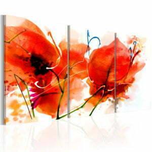 Wandbild - Autumn Garden