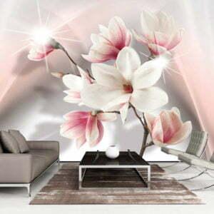 XXL Tapete - White Magnolias II