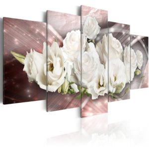 Wandbild - Romantic Bouquet