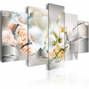 Wandbild - Elegant Composition