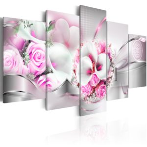 Wandbild - Pink Marriage