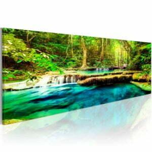Wandbild - A Jewel of Nature