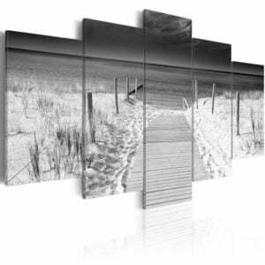 Wandbild - A Memory from the Sea