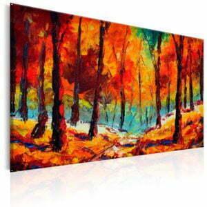 Wandbild - Artistic Autumn