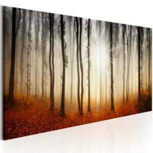 Wandbild - Autumnal Fog