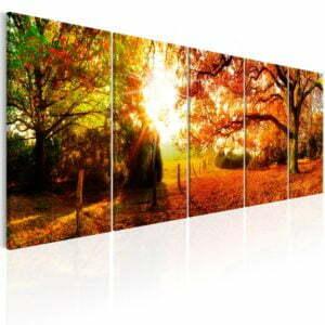 Wandbild - Enchanting Autumn