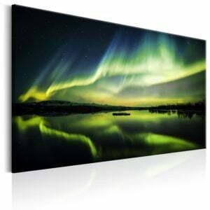 Wandbild - Beautiful Glow