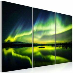 Wandbild - Beautiful Glow I