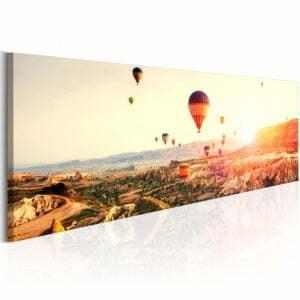 Wandbild - Balloon Rides
