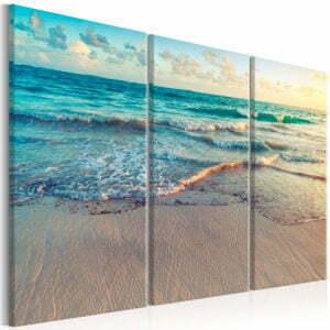 Wandbild - Beach in Punta Cana (3 Parts)