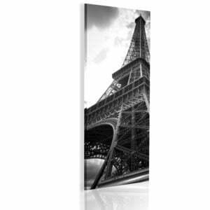Wandbild - Oneiric Paris - black and white