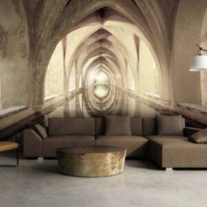 Fototapete - Magical Corridor
