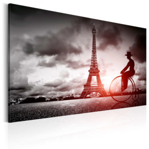 Wandbild - Magisches Paris