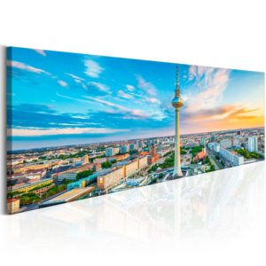 Wandbild - Berliner Fernsehturm, Germany