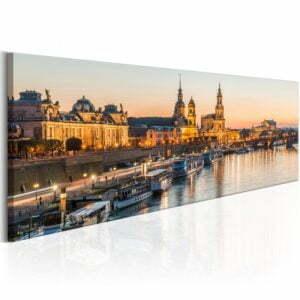 Wandbild - Beautiful Dresden