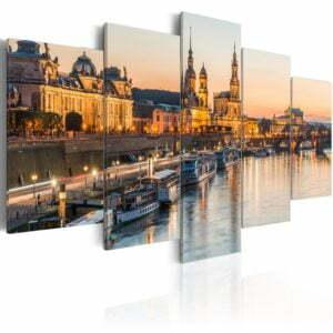 Wandbild - Dresden, Germany