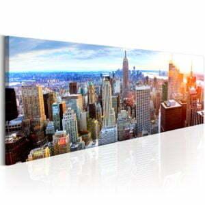 Wandbild - Beautiful Manhattan