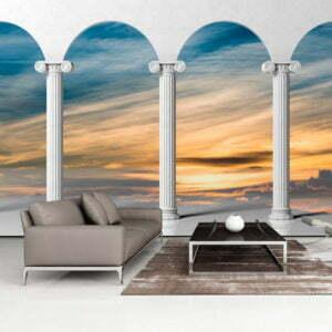 Fototapete - Heavenly Arch