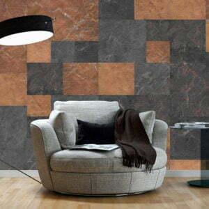 Fototapete -  Marble Mosaic
