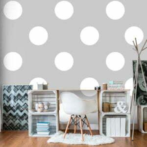 Fototapete - Charming Dots