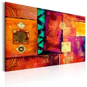 Wandbild - Abstract Chaos