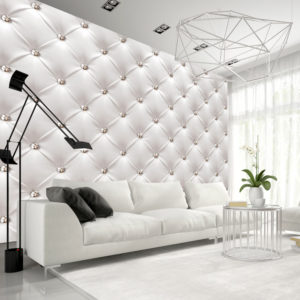 Fototapete - White Elegance