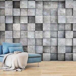 Fototapete - Concrete Cube